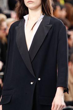 EL blazer. Chloé Fall 2012. <3