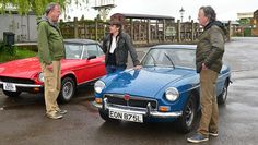 Trailer du dernier Top Gear avec Jeremy Clarkson
