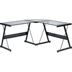 Z-Line L shaped desk from Frys