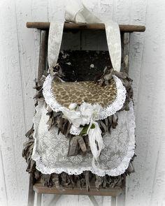 Prairie Couture Carpet Bag  Vagabond Gypsy by FadedPrairieCouture, $164.00
