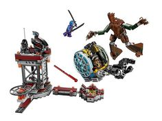 LEGO Marvel Guardians of the Galaxy Knowhere Escape Mission (76020) by tormentalous, via Flickr