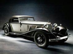 """doyoulikevintage: """"1935 Mercedes benz 500k """""""