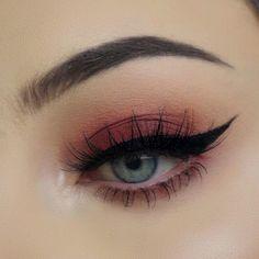 Eye Makeup Tips.Smokey Eye Makeup Tips - For a Catchy and Impressive Look Makeup Goals, Makeup Inspo, Makeup Art, Makeup Inspiration, Beauty Makeup, Makeup Ideas, Makeup Style, Beauty Style, Style Inspiration