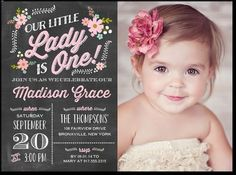23 Free Printable Birthday Invitations Downloadable First