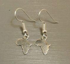 SHOP SALE  Africa Earrings African Earrings by ShamisesBlissful
