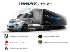 Design Job: Daimler Trucks seeks Senior Designer – Exterior and Interior