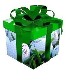 Christmas gifts golfers