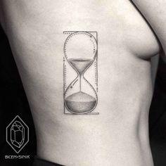 Elegantly Minimal Tattoos by Bicem Sinik - UltraLinx