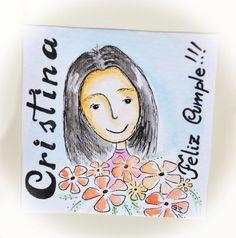 Cris P Card