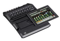 Mackie DL1608 | iPad Mixer - Live Sound Mixer - Digital Mixer