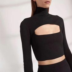 Spring fashion women clothes turtleneck full sleeves knitting pullover sweater and V-neck sling T-shirt (2 pcs) 60.58 CAD Full Sleeves, Turtleneck, Pullover Sweaters, Spring Fashion, Fashion Women, V Neck, Clothes For Women, Knitting, T Shirt