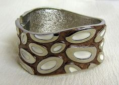 Bangles Mawingo TANO BG04W Cuff Bracelets, Bangles, African, Ads, Jewellery, Products, Fashion, Bracelets, Moda