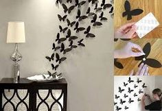 simple art projects to decor home - Google Search