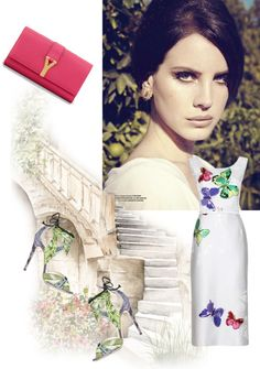 """""""butterfly"""" by zhangyangnov ❤ liked on Polyvore"""