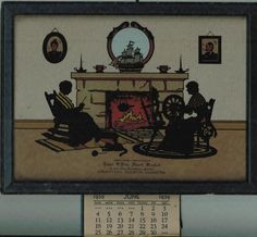 1939 Vintage Silhouette Advertising Calendar Drayton, North Dakota, Time O'Day Food Market by paulitransfers on Etsy https://www.etsy.com/listing/237671867/1939-vintage-silhouette-advertising