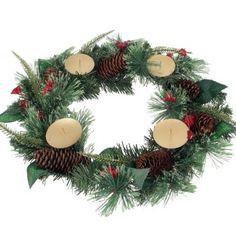 trioart.sk | Veniec adventný×4 (Výpredaj – vianoce (až – 75%), Svietniky + dekorácia ( – 50%))