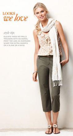 Summer Style by Ann Taylor Loft