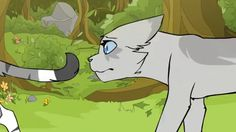 Ivypool and Dovewing