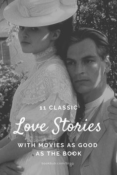 As book lovers, it isn't often we find movies as good as the book -- but it's the case with these stunning romance book-to-movie adaptations.  #books #classicbooks #lovestories Buzzfeed Movies, Love Story Movie, Good Romance Books, Classic Books, Great Books, Book Lovers, The Book, Good Things, Film