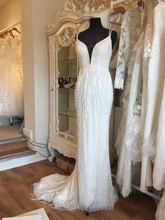 Lace Wedding, Wedding Dresses, Couture, Bridal, Fashion, Moda, Bridal Dresses, Alon Livne Wedding Dresses, Fashion Styles