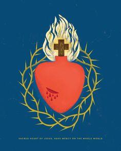 Catholic Wallpaper, Jesus Wallpaper, Catholic Art, Religious Art, Blessed Mother Mary, Jesus Art, Heart Of Jesus, Holy Mary, Jesus Pictures