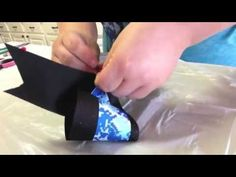How To Make Cheer Bows Without Sewing - YouTube #rrrcheerbows I have to try this!!!!!!!
