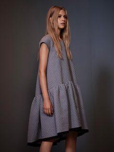 El 'vestido pastel' de Victoria Beckham