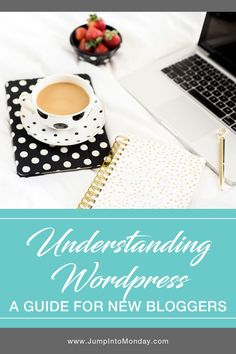 Understanding Wordpress - A Guide For New Bloggers. This post is so helpful! Pin now.