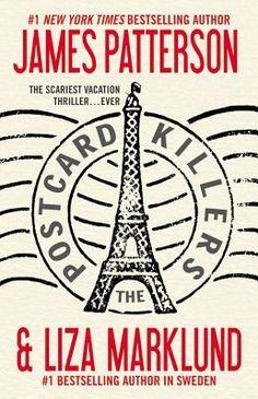 Book Club Read. Postcard Killers by James Patterson & Liza Marklund