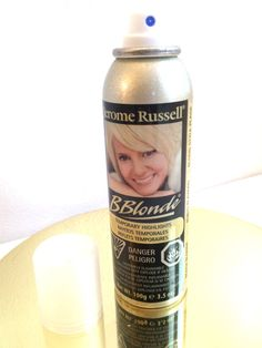 Jerome Russell Beach Blonde Temporary Highlight Spray Beach Blonde 3.5oz. #JeromeRussell