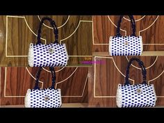 Hi viewers here I have shown you How to make beaded party bag/ putir bag/ beaded hand bag/ easy tutorial beaded bag/পুতির প. Beaded Purses, Beaded Bags, Beaded Jewelry, Handmade Jewelry, Origami And Kirigami, Kandi Patterns, Beaded Crafts, Simple Bags, Fabric Bags