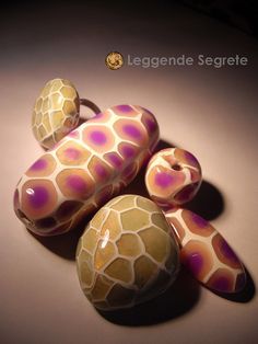 Glass Mosaic Effect by Leggende Segrete, via Flickr