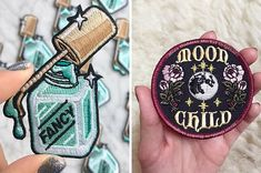 21 Really Fucking Cool Iron-On Patches Your Jacket Needs Right Now