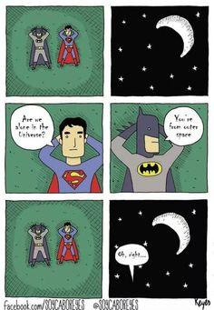 Ten Seriously Funny Batman Webcomics - Neatorama