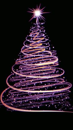 Christmas tree wallpaper by dathys - - Free on ZEDGE™ Christmas Phone Wallpaper, New Year Wallpaper, Winter Wallpaper, Holiday Wallpaper, Iphone Wallpaper, Nature Wallpaper, Purple Christmas, Christmas Mood, Beautiful Christmas
