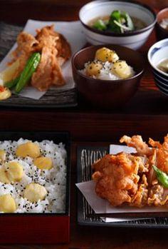 The JAPANESE Autumn Flavor
