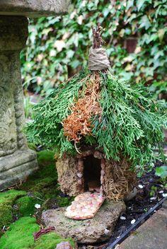 Fairy house, cute!