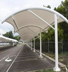 Car Parking Shades Suppliers & Manufacturers in UAE. We Specialize in Design, Manufacturing, Installation of a wide range of car parking shade and tents. Membrane Structure, Roof Structure, Shade Structure, Car Park Design, Parking Design, Car Shed, Car Canopy, Shed Sizes, Tensile Structures