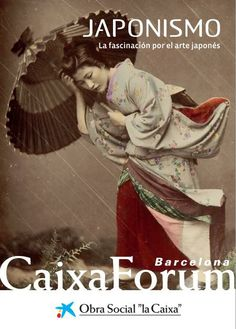 """Japonismo : la fascinación por el arte japonés : [exposición] / [textos, Ricard Bru i Turull ... (et al.)] Publicación [Barcelona] : Obra Social """"la Caixa"""", D.L. 2013"""