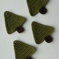 Kerstboom - gratis patroon / Christmas tree - free pattern