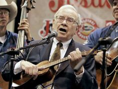 Warren Buffett,