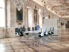 Silver by Interstuhl Boardroom Furniture Boardroom Chairs, Boardroom Furniture, White Office Furniture, Timber Furniture, Top Interior Designers, Home Interior Design, Silver Room, Luxury Office, Traditional Interior