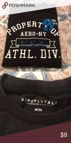 the best attitude 614fa d6fb7 Men s Aeropostale tee shirt Never worn.. no tags.. bundle and save!!  Aeropostale Shirts Tees - Short Sleeve
