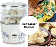 Are you Planning to invest in a Rice cooker? Confused about how helpful it is? here we bring you 12 Recipes You Can Make Using Rice Cooker right from making one pot rice dishes to steamed salads or idlis. -->http://ift.tt/1M8VqFD. #Vegetarian #Recipes