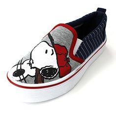 Peanuts Snoopy Boys Navy Canvas Sneakers Shoes (5 M US Toddler) Peanuts http://www.amazon.com/dp/B00VSBFPUK/ref=cm_sw_r_pi_dp_jY7Wvb0ZEQV7W