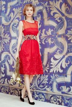 Brand New from Anthropologie. Caridad Ruffled Dress