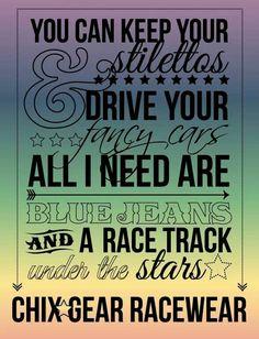 racing motto