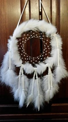Winter Fox DreamCatcher by ThePerfectNight on Etsy