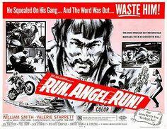 Run, Angel, Run! - 1969 - Movie Poster