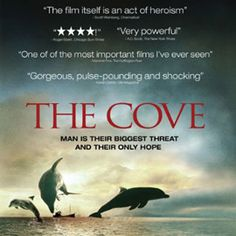 The Cove This film depicts the shocking slaughter of dolphins in Japan. Even if you aren't an animal rights activist, this movie will move you to tears. Movies Showing, Movies And Tv Shows, Movies To Watch, Good Movies, Funny Movies, Vegan Documentaries, Tai Ji, Bon Film, Coving